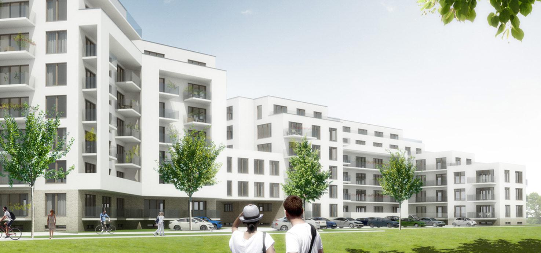 Wohnanlagenprojekte 3d haus2 cottbus